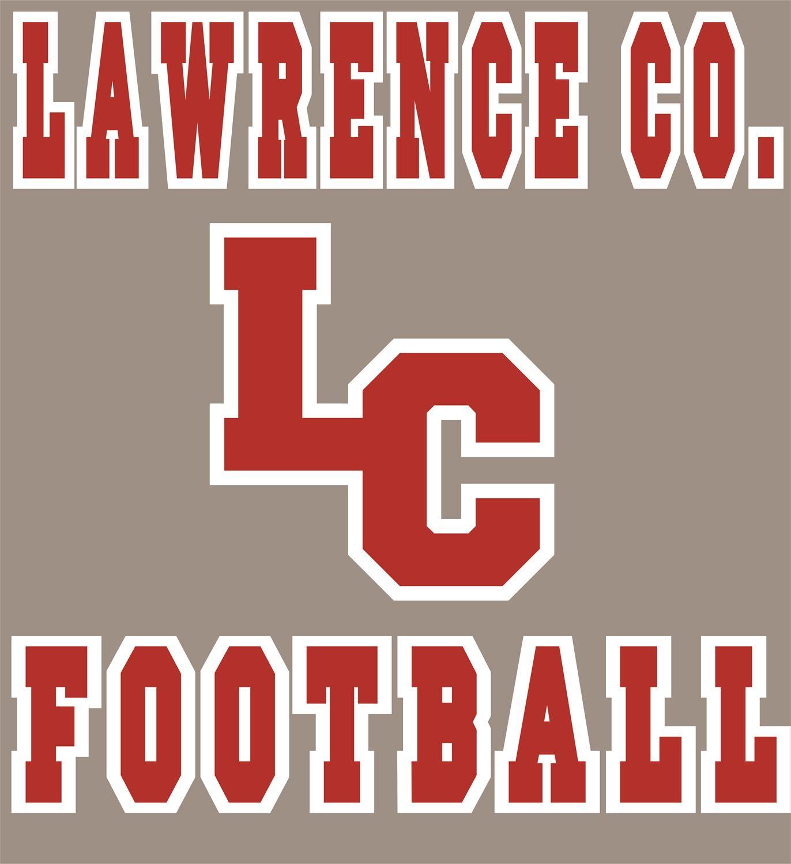 Lawrence County High School - Boys Varsity Football