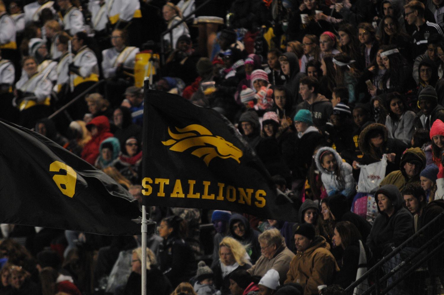 Sterling Heights High School - Boys Varsity Football