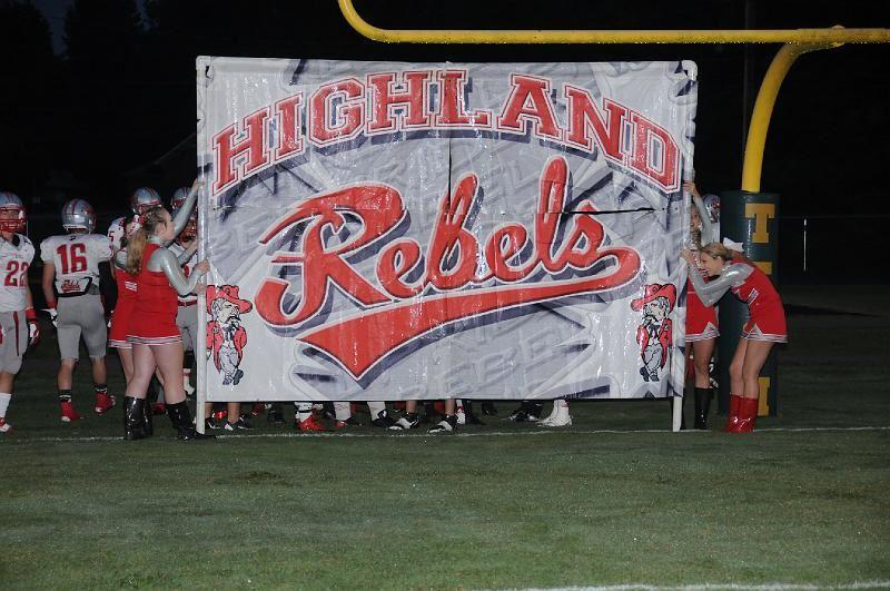 Highland High School - Highland Varsity Football