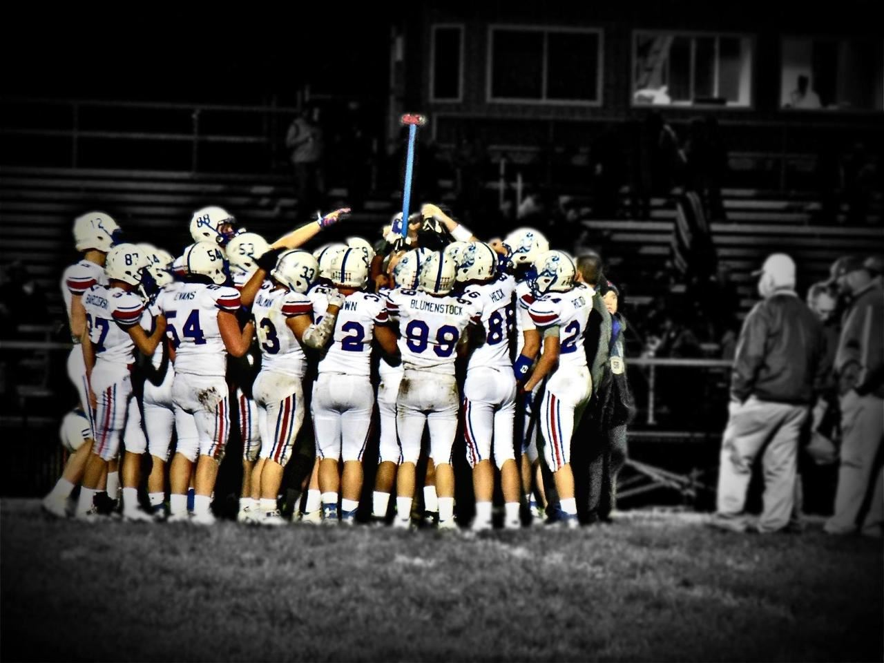 Nashville High School - Boys Varsity Football