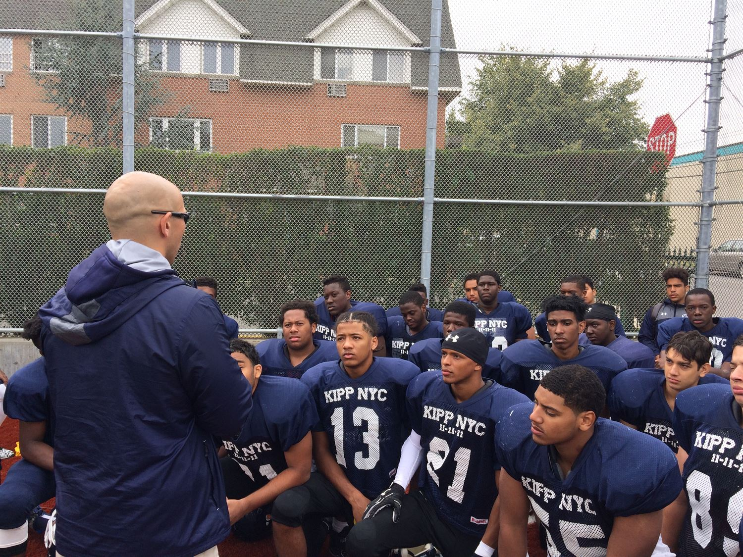 KIPP NYC College Prep - Boys Varsity Football