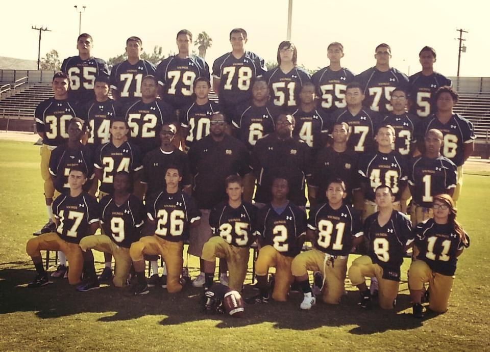 Moreno Valley High School - Boys Freshman Football