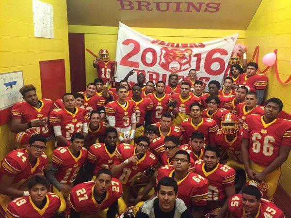 North Bergen High School - Boys Varsity Football