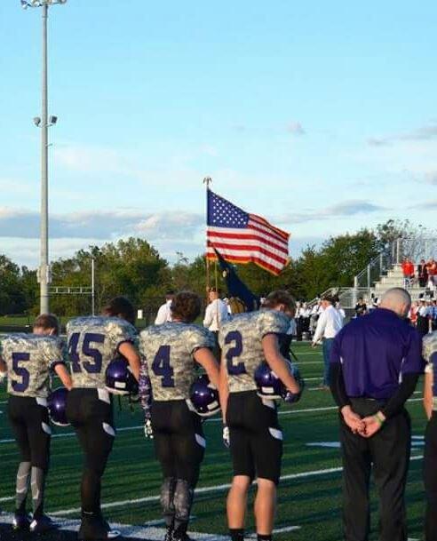 West Central Valley High School - Boys Varsity Football