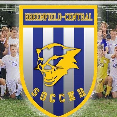 Greenfield-Central High School - Men's Soccer