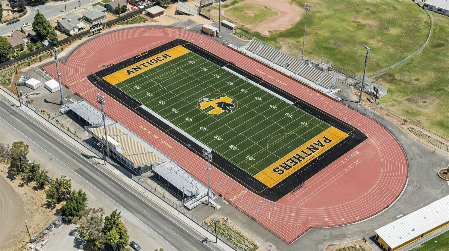 Antioch High School - Boys Varsity Football