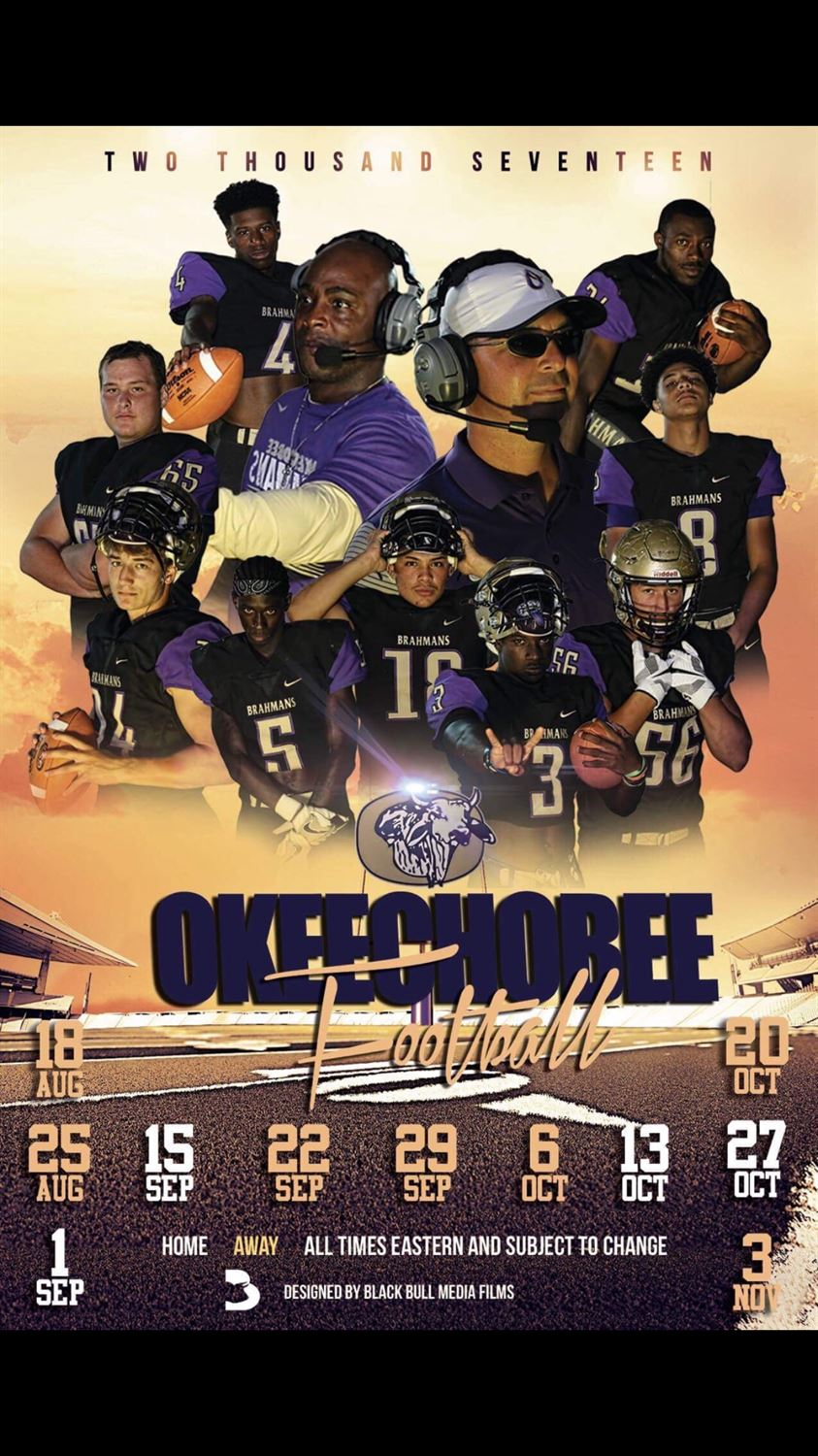 Okeechobee High School - Boys Varsity Football