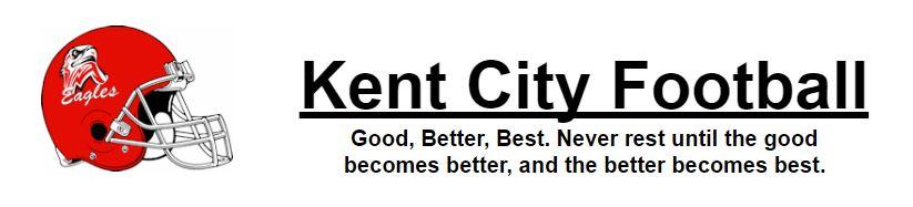 Kent City High School - Boys Varsity Football