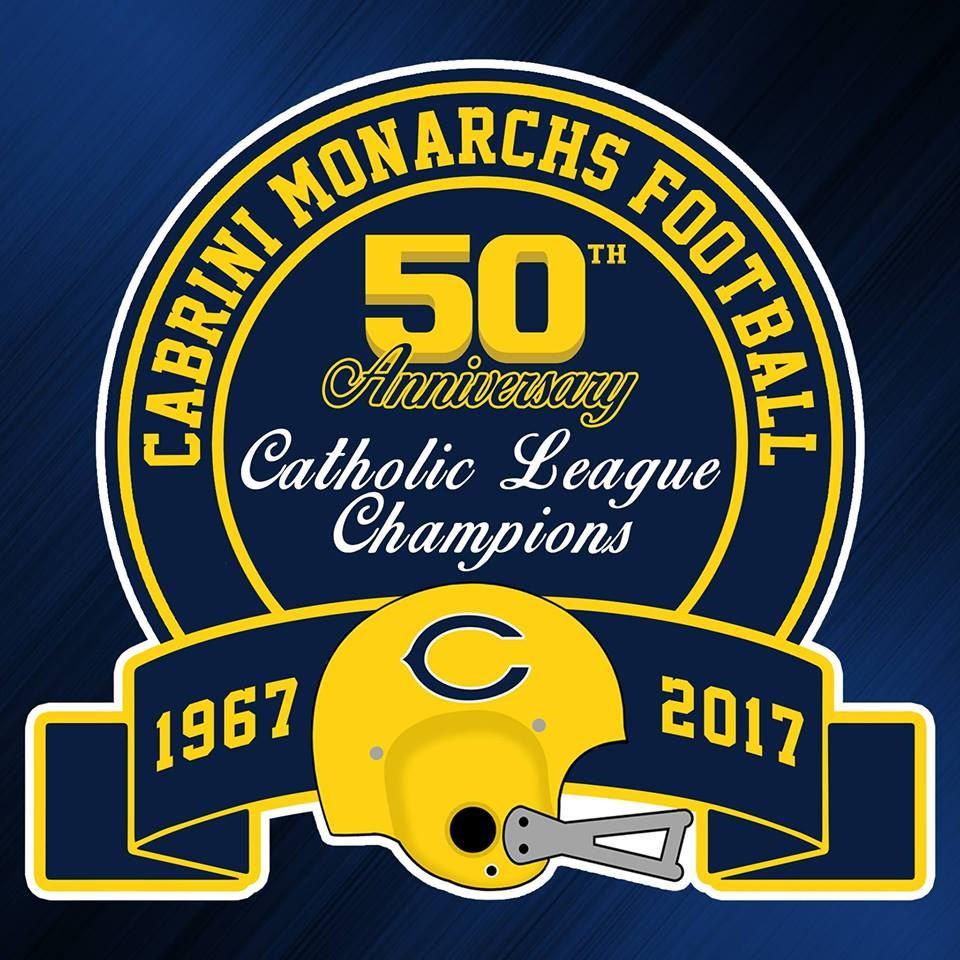 Cabrini High School - Boys Varsity Football