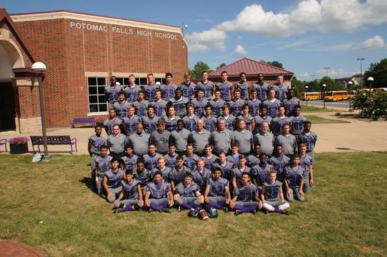 Potomac Falls High School - Boys Varsity Football