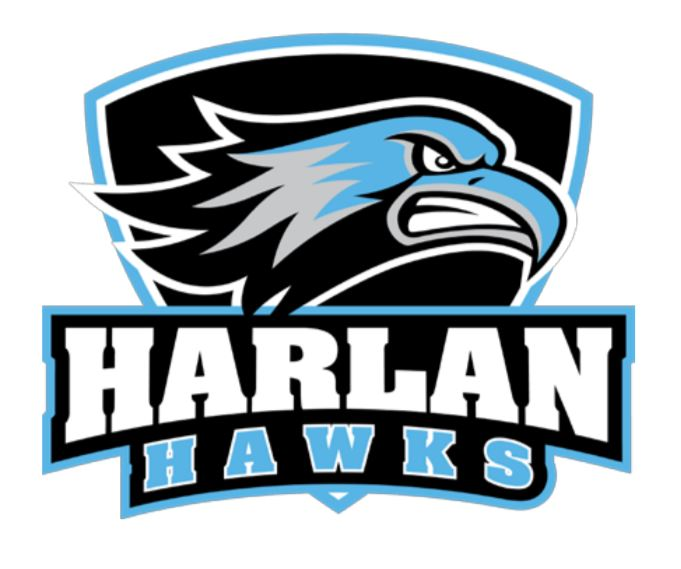 Harlan High School - Hawk Varsity Football