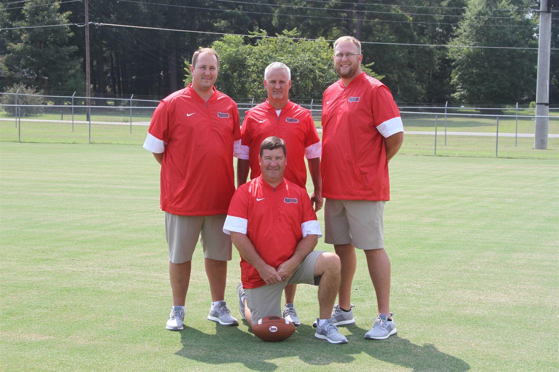 Baldwyn High School - Boys Varsity Football