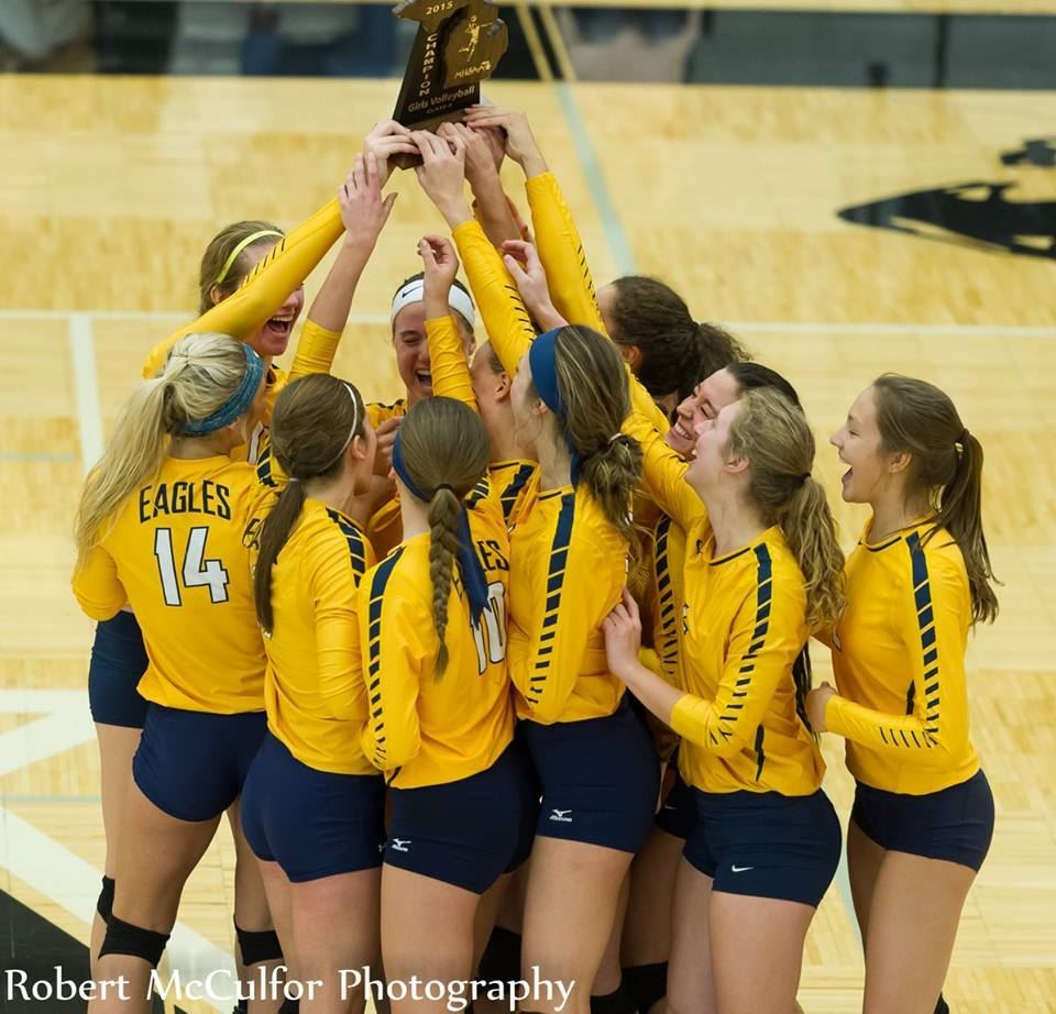 Hudsonville High School - Girls' Varsity Volleyball