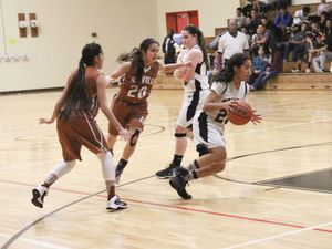 King High School - Girls Varsity Basketball