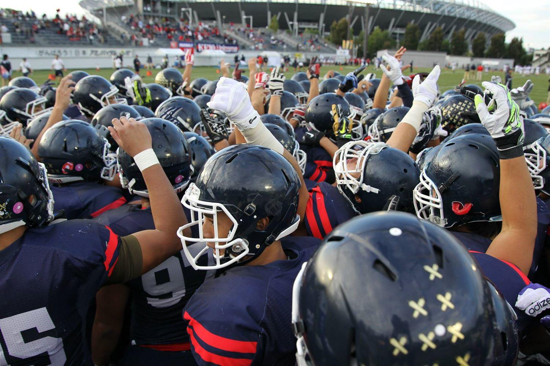 Keio Unicorns  - KEIO University Football(JPN)
