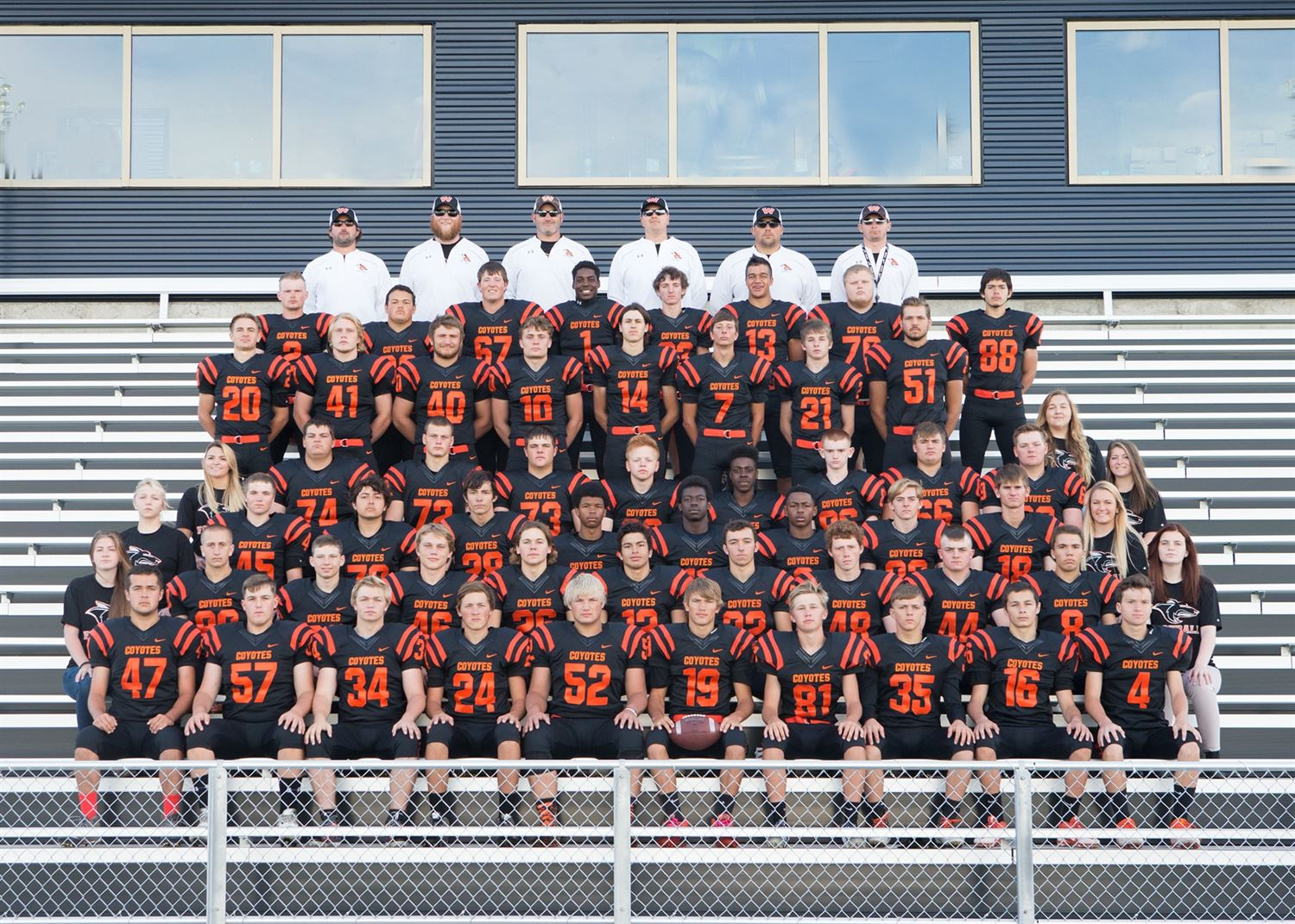 Williston High School - Boys Varsity Football
