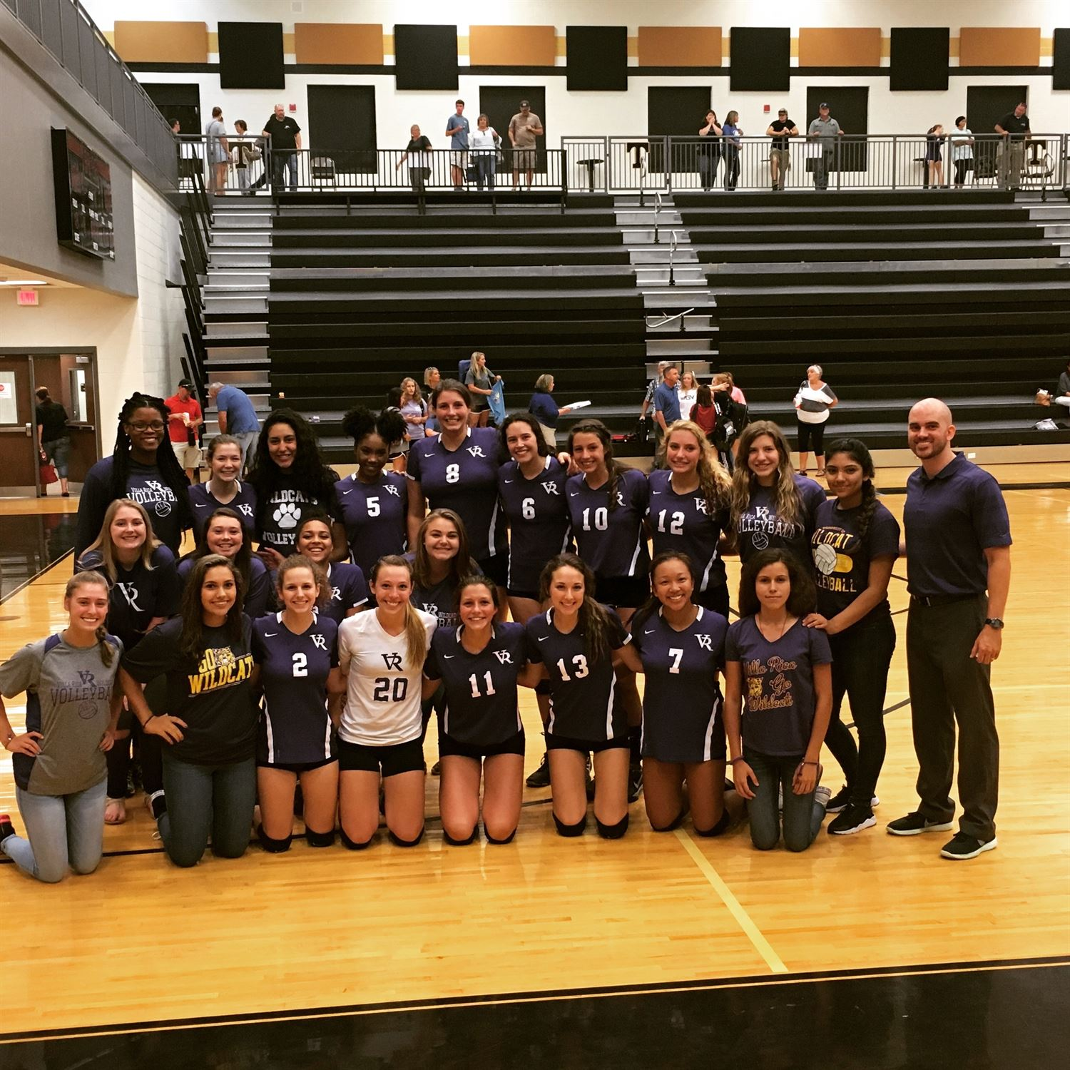 Villa Rica High School - Girls' Varsity Volleyball