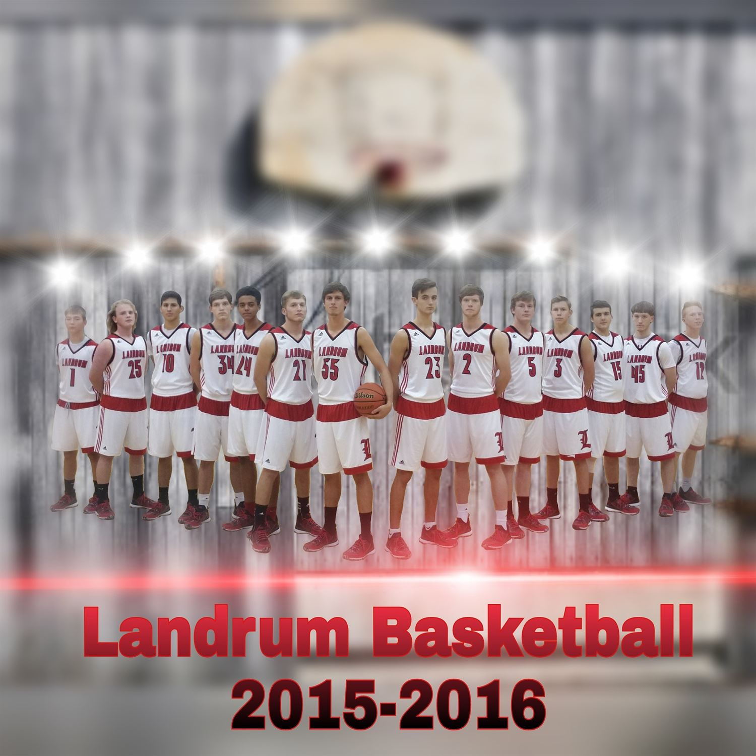 Landrum High School - Boys' Varsity Basketball - Classic