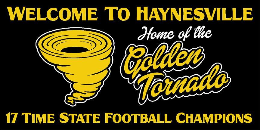 Haynesville High School - Boys Varsity Football