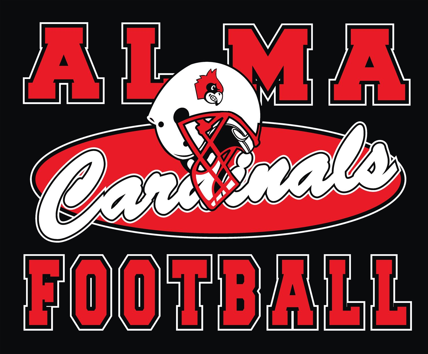 Alma High School - Boys Varsity Football