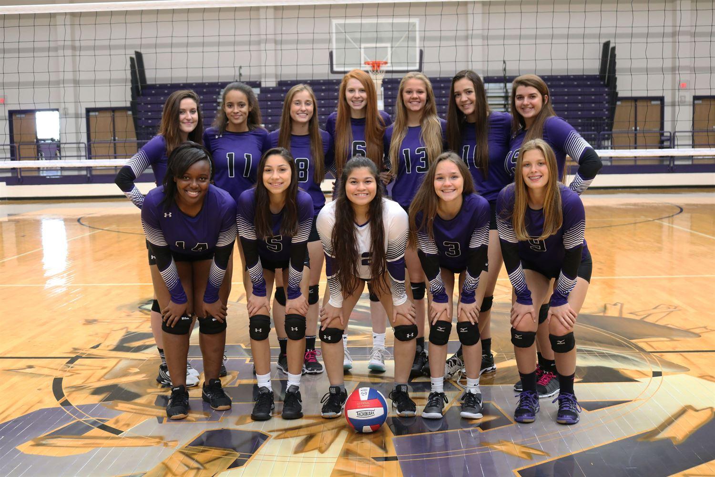 Anna High School - Girls Varsity Volleyball