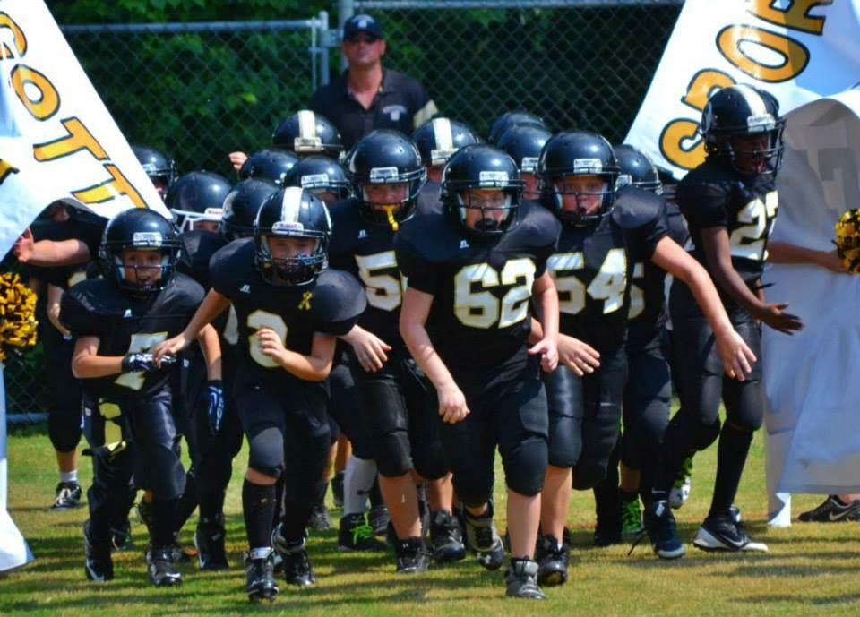 Scottsboro Wildcats - SLLF A Team 2015