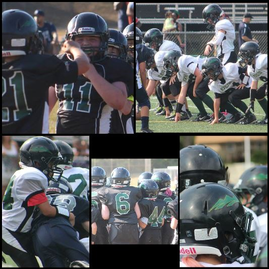 New Milford Youth Football - CYFL - New Milford Greenwave Youth