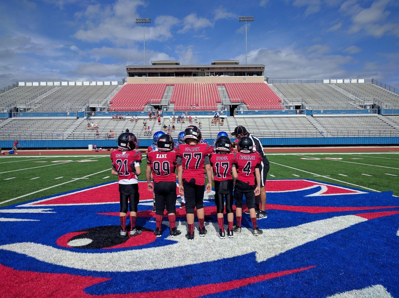 Lake Travis Youth Football - Lake Travis - Pastureau