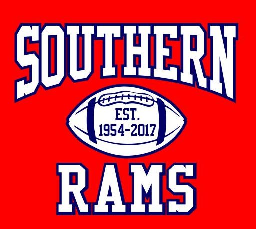 Southern High School - Rams Varsity Football