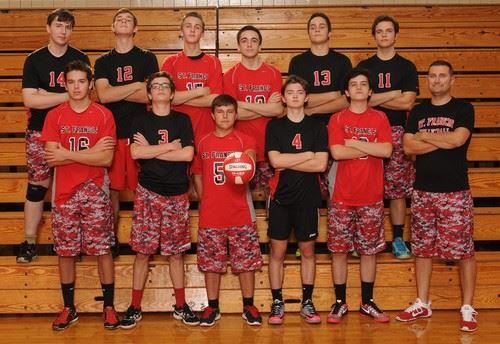 St. Francis High School - Boys' Varsity Volleyball