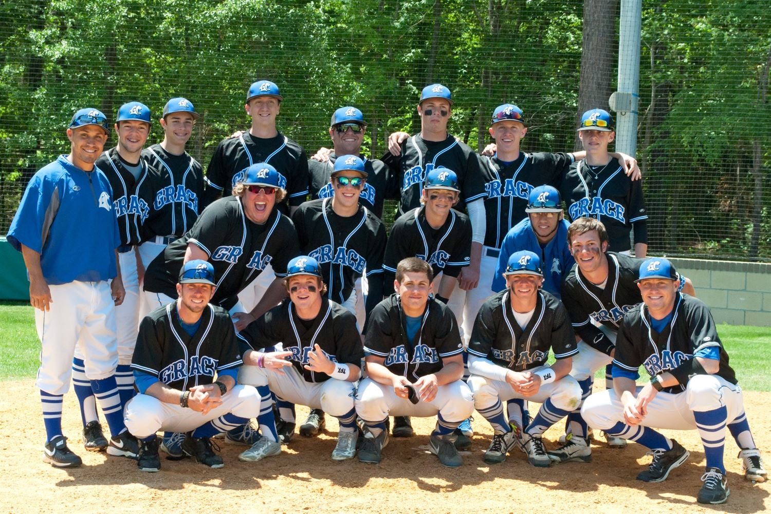 Grace Community High School - Varsity Baseball