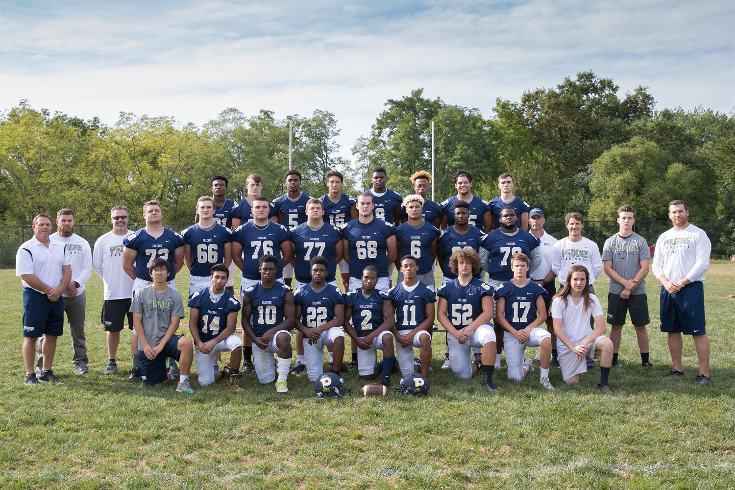 Peddie School - Boys Varsity Football