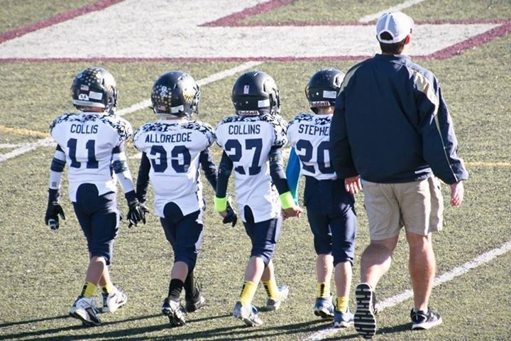 Coach Stephens Youth Teams - Midway Wolverines