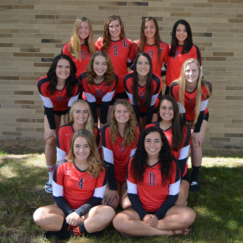 Linden High School - Girls Varsity Volleyball