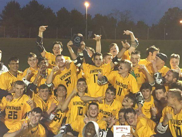 Mt. Hebron High School - Varsity Boys Lacrosse