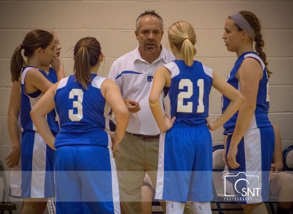 Brookfield High School - MS Girls Basketball