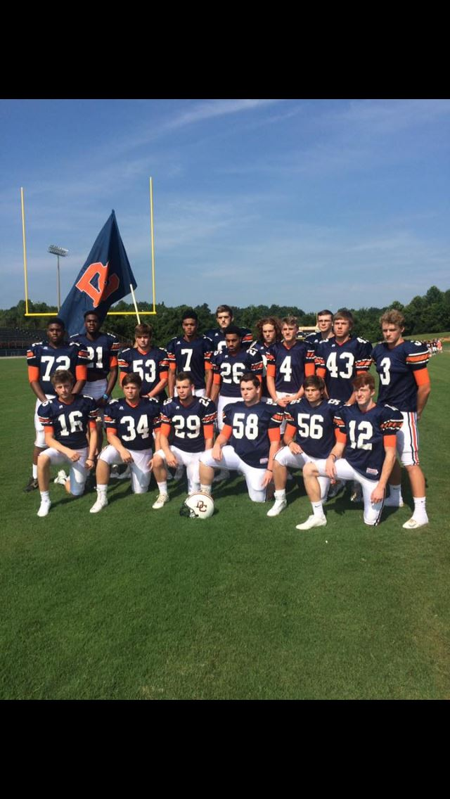 Dickson County High School - Boys Varsity Football