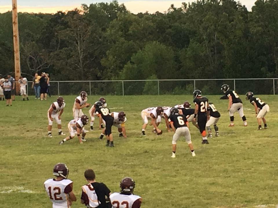 Porum High School - Boys Varsity Football