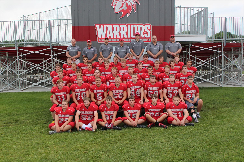 South Winneshiek High School - Boys Varsity Football