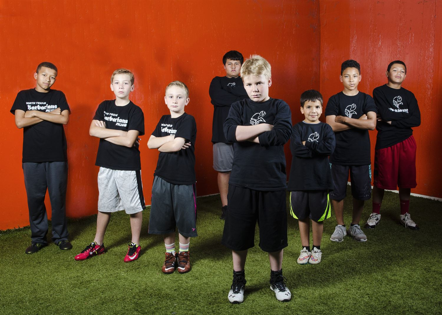 North Texas Barbarians - Barbarians 5th/6th