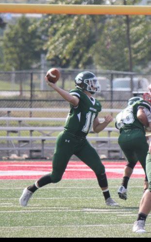 Cameron Costa Football - Strongsville Mustangs