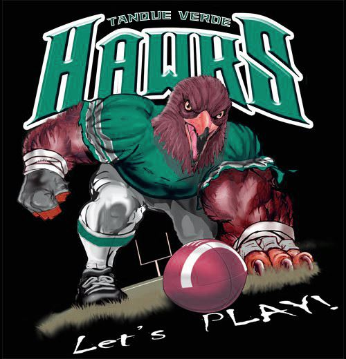 Tanque Verde High School - TVHS Hawks Football