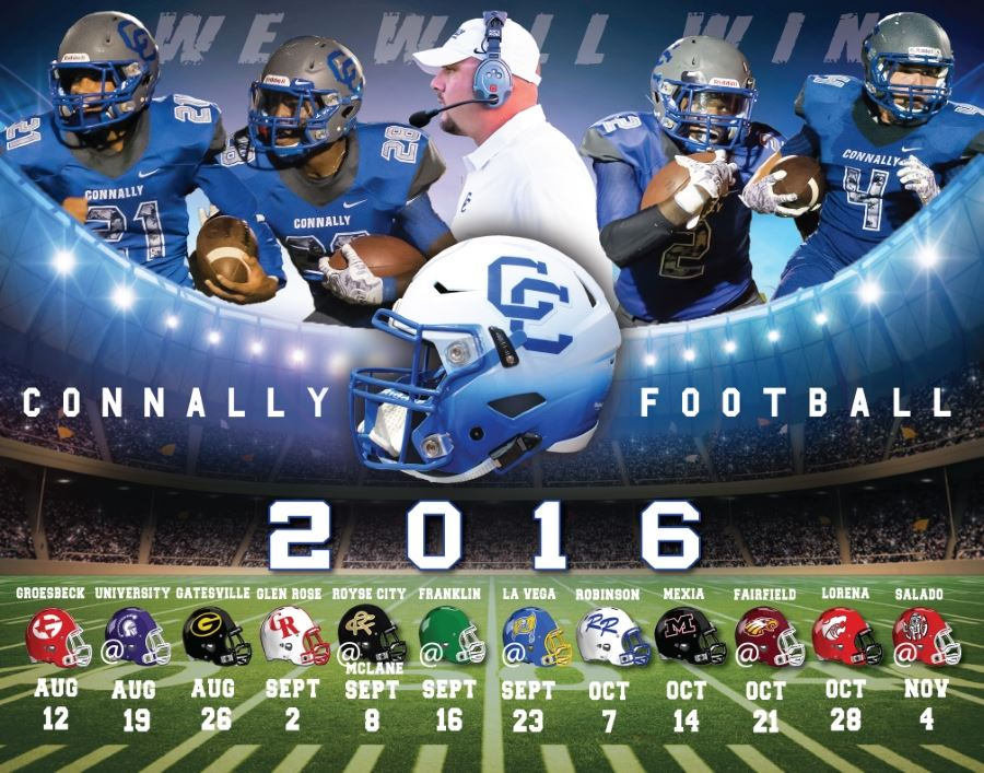 Connally High School - Boys Varsity Football
