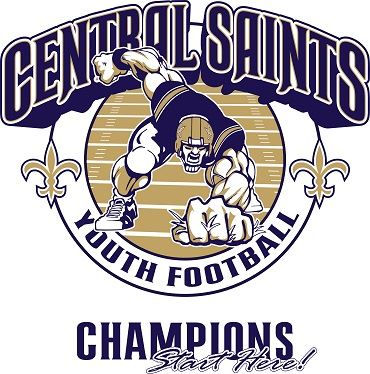 Central Saints Youth Football- TVYFL CA - Central Saints