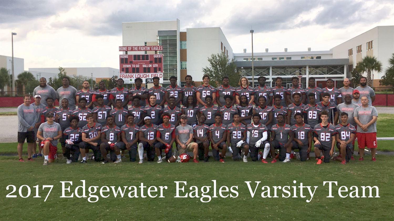 Boys Varsity Football Edgewater High School Orlando Florida