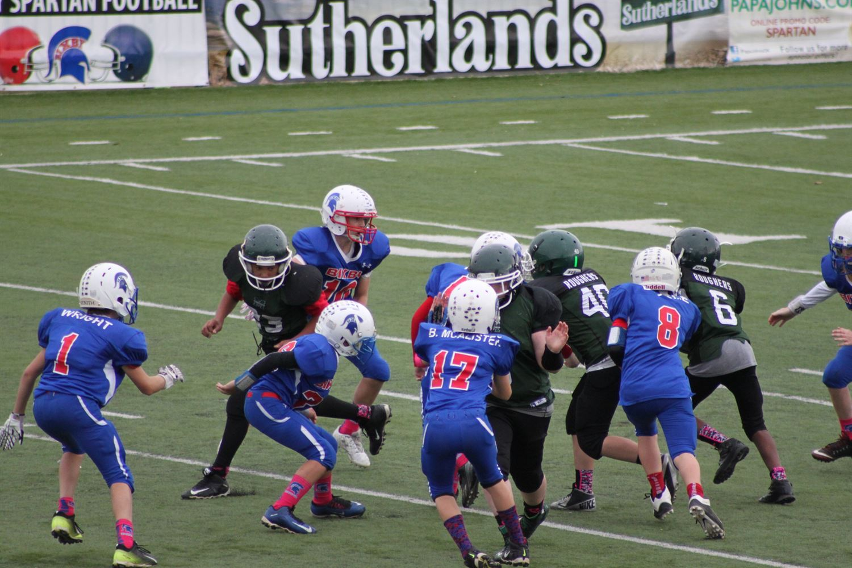 Bixby Blue 7th Grade Football - BIXBY BLUE