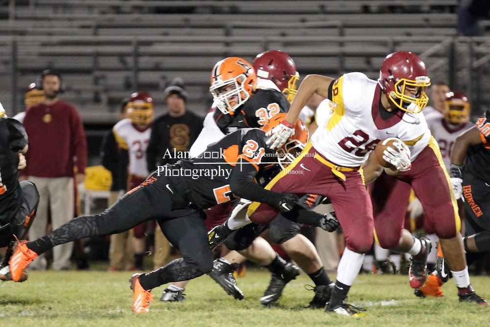 Schaumburg High School - Boys Varsity Football