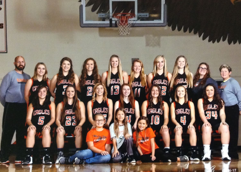 Uniontown High School - Girls' Varsity Basketball