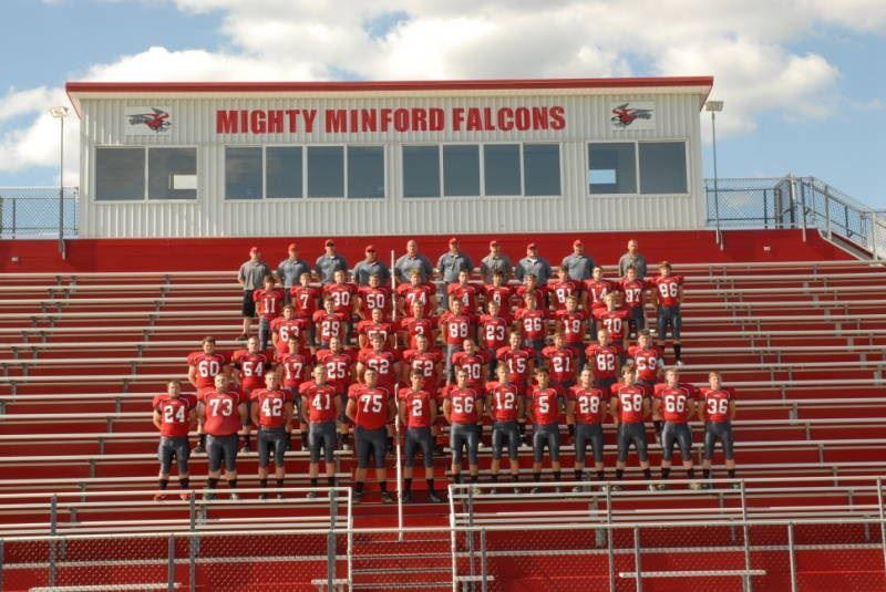 Minford High School - MINFORD HIGH SCHOOL