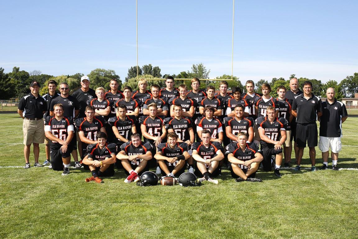 Elk Rapids High School - Varsity Football